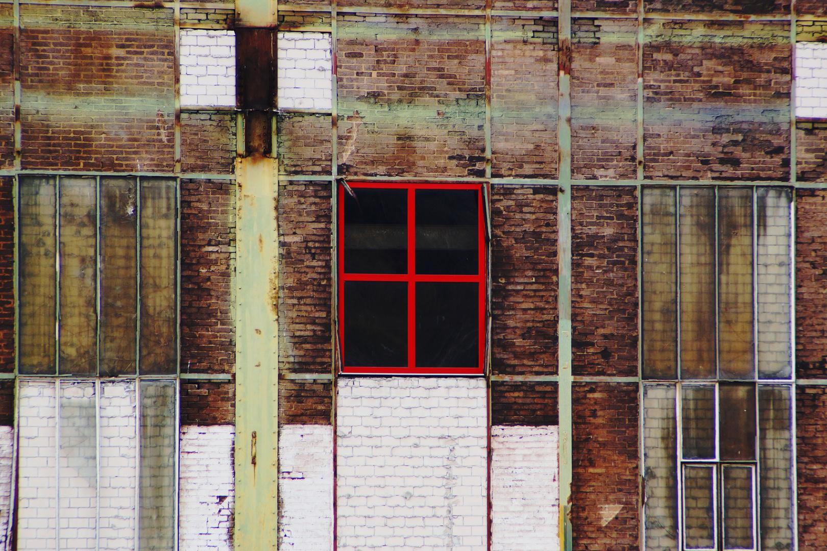 Das Rote Fenster