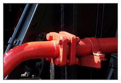 das rote Rohr