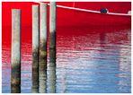 das rote Schiff