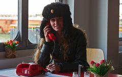 Das Rote Telefon...