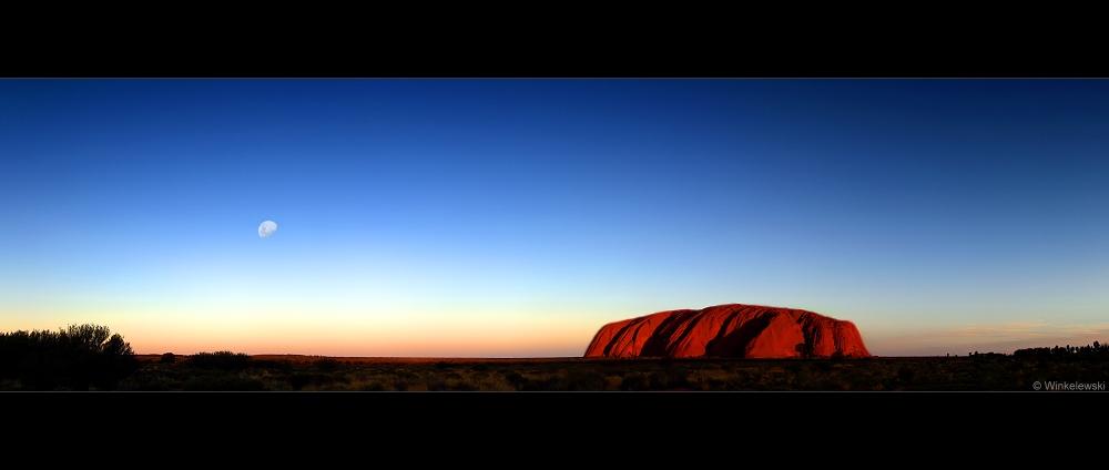 Das rote Zentrum Australiens
