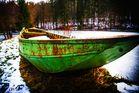 Das Ruderboot