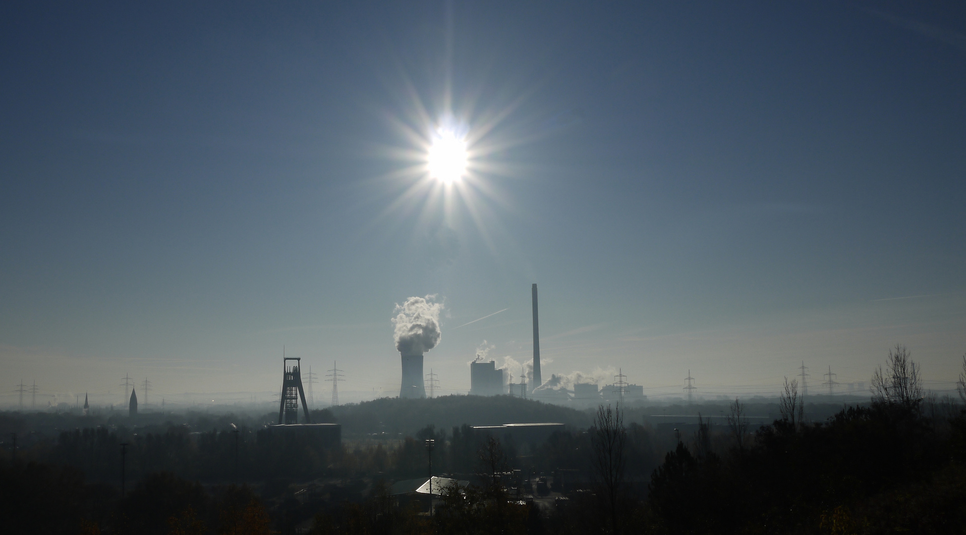 Das Ruhrgebiet- From the Sunside of Life