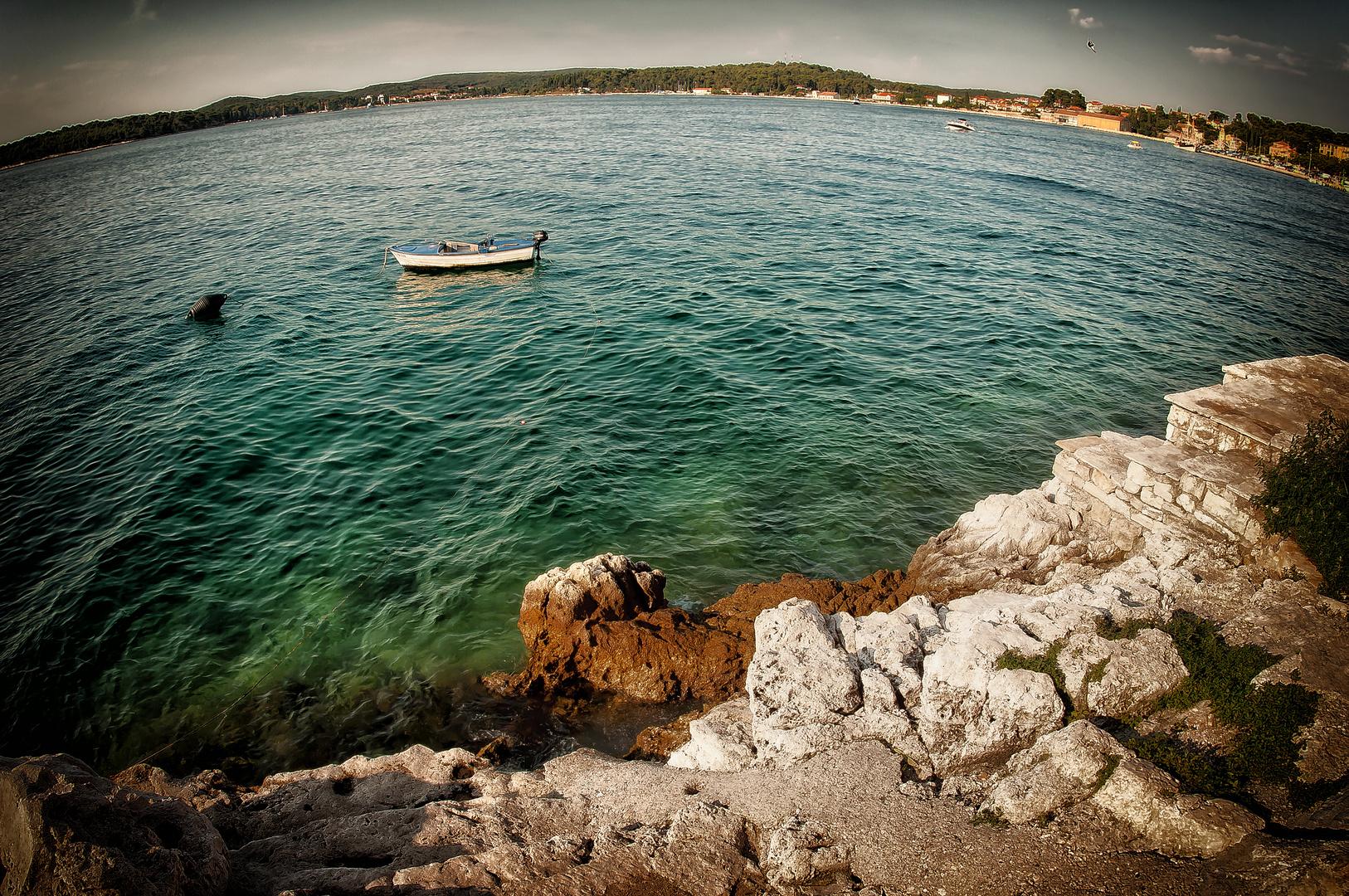das runde Meer