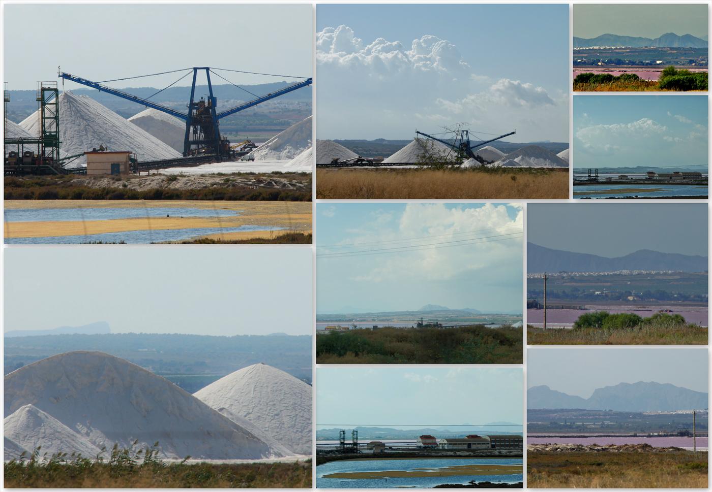 ..das Salz von Torrevieja..