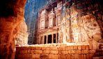 Das Schatzhaus von Petra