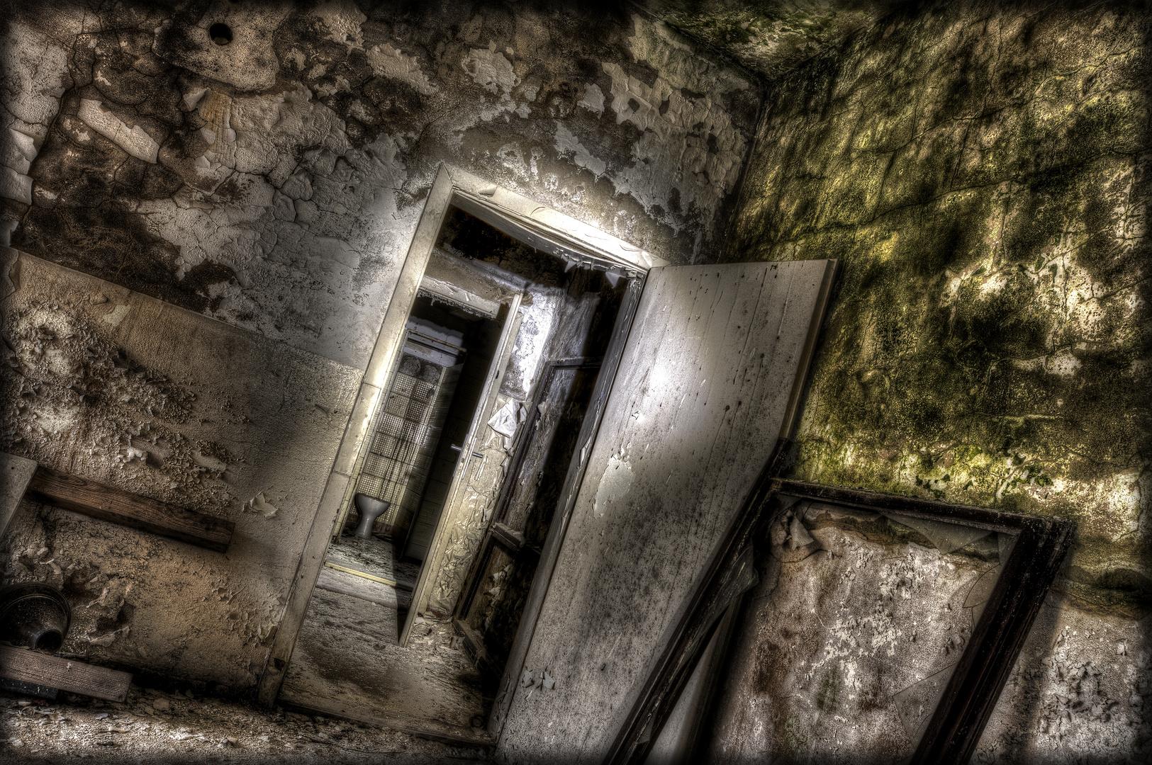 Das Scheißhaus