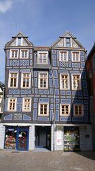 Das schiefe Haus in Idstein