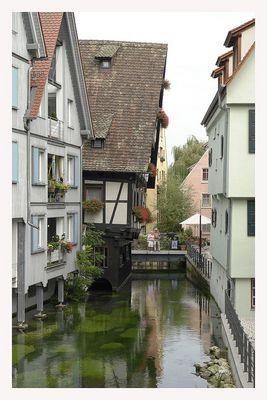 Das schiefe Haus in Ulm