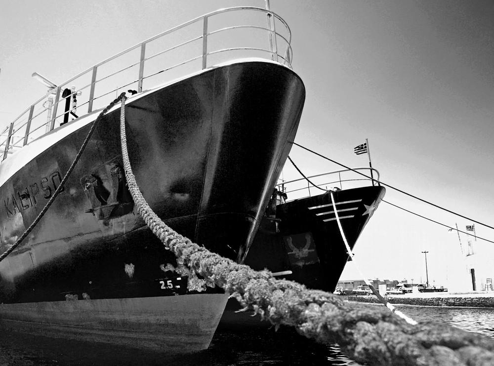 das Schiffstau