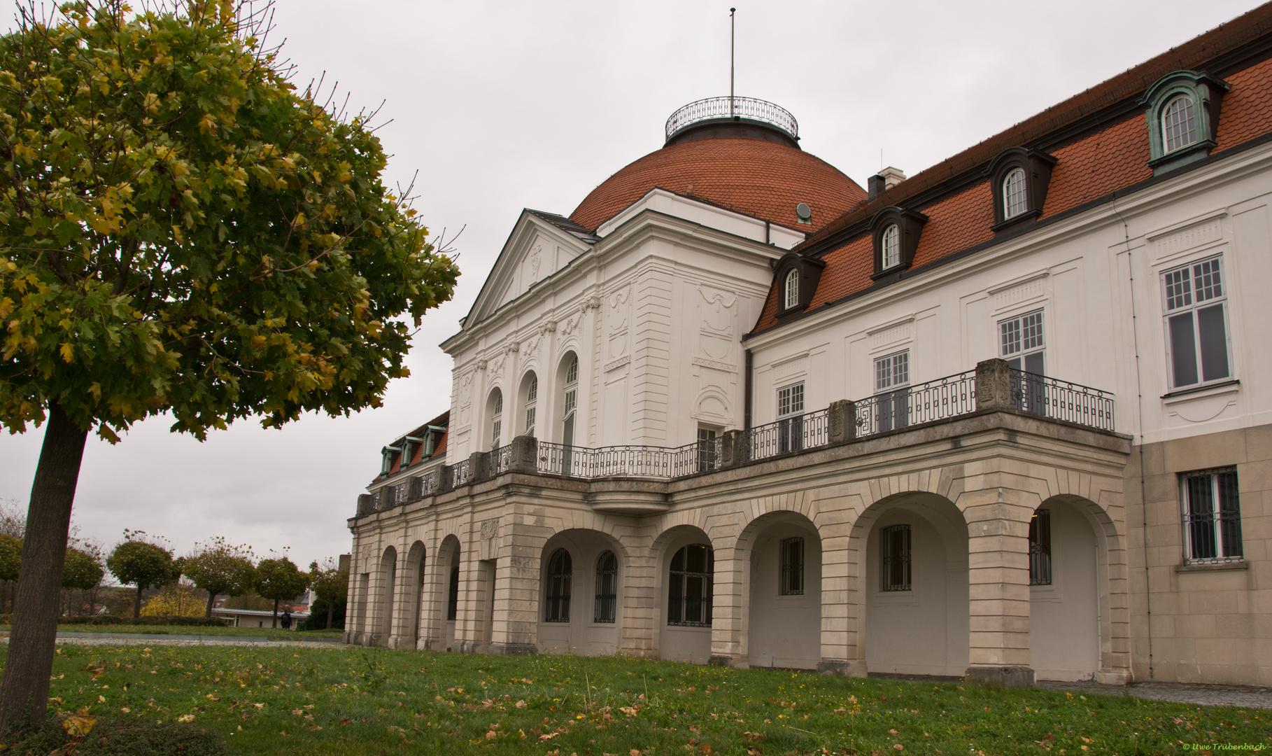 Das Schiller-Nationalmuseum in Marbach