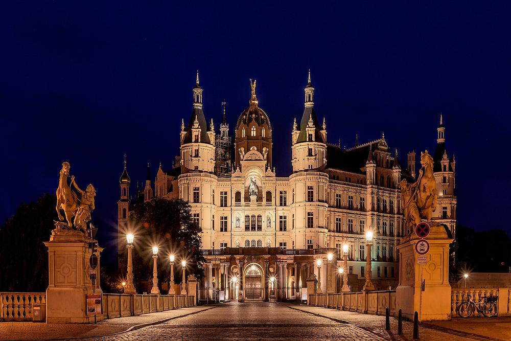 Das Schloss...