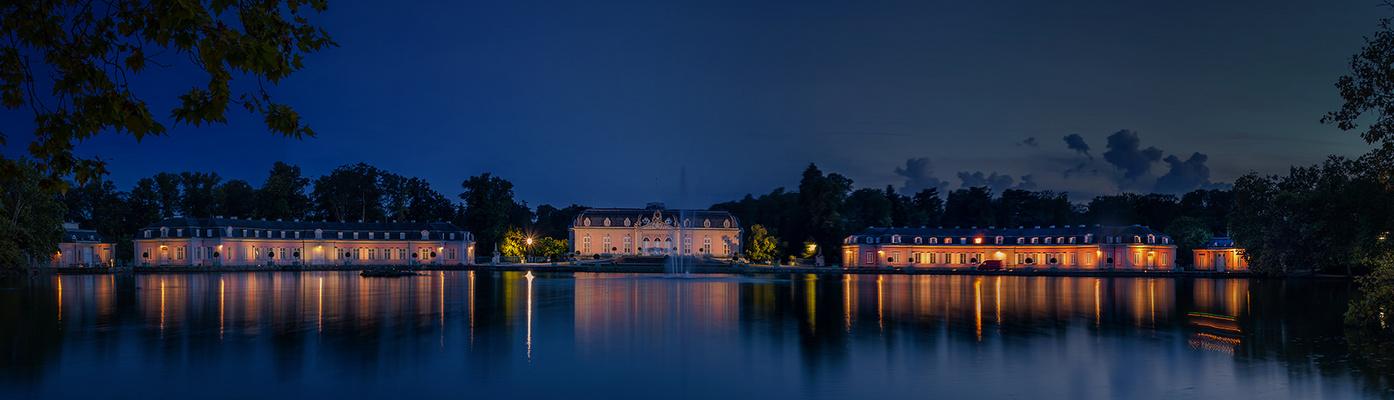 Das Schloss Benrath