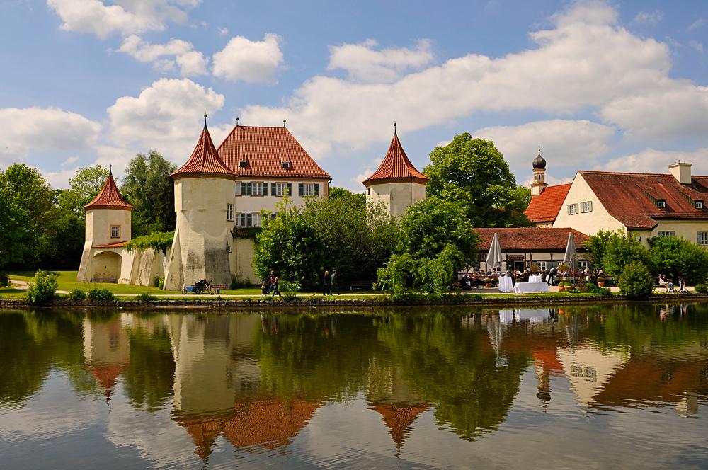 Das Schloss Blutenburg