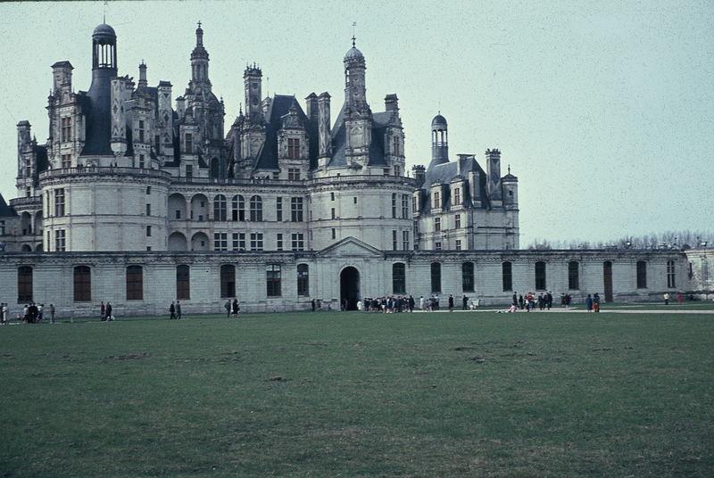 Das Schloß Chambord
