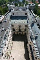 Das Schloss Hluboka