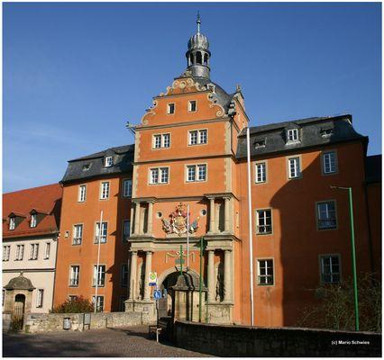 Das Schloß in Bad Mergentheim