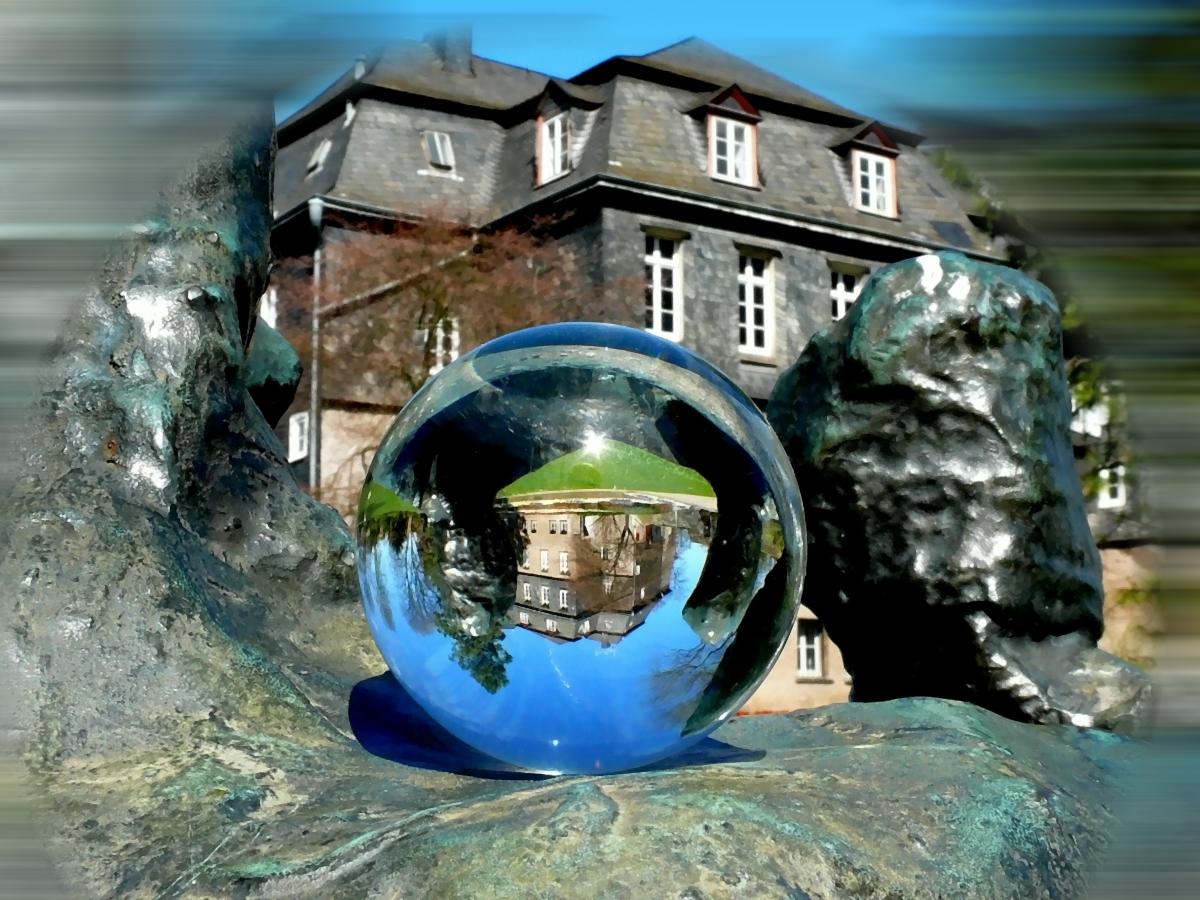 Das Schloss in der Kugel