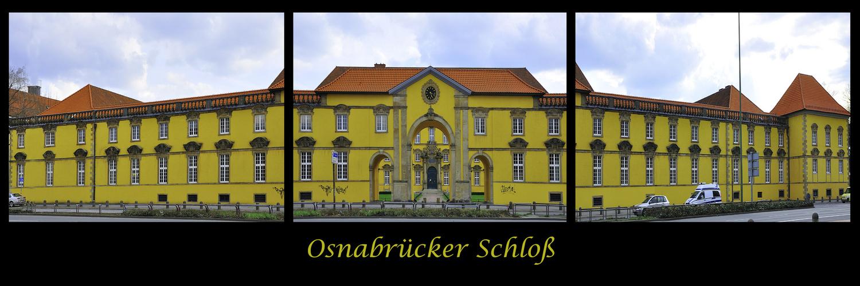 Das Schloß in Osnabrück