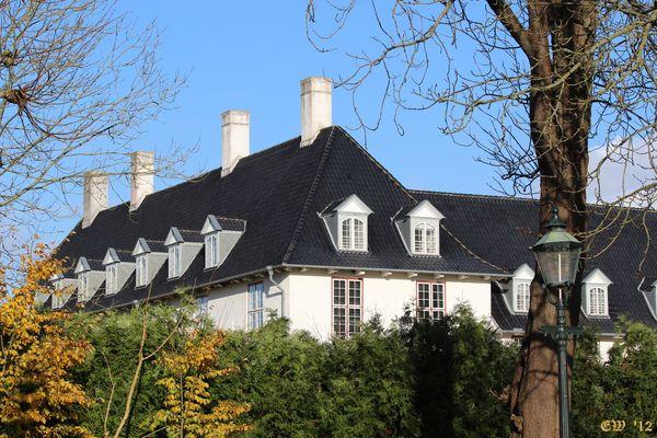 das Schloss Schackenborg...
