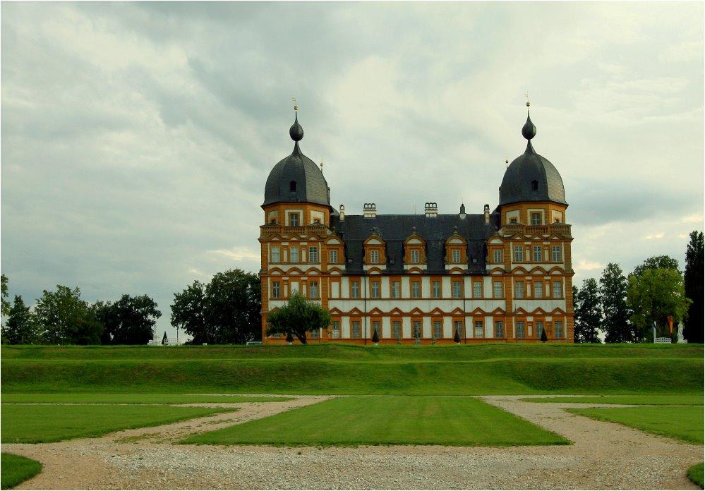 Das Schloss Seehof