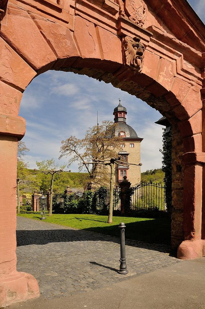 Das Schloß Vollrads ist eines der ältesten Weingüter der Welt.