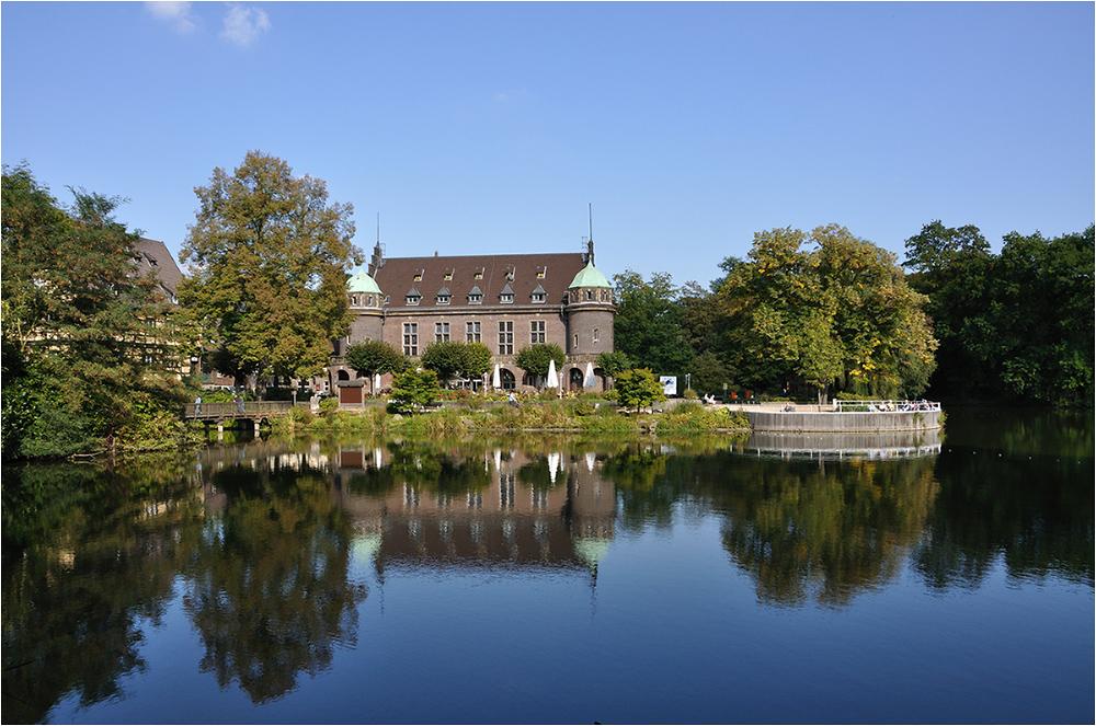 Das Schloss Wittringen