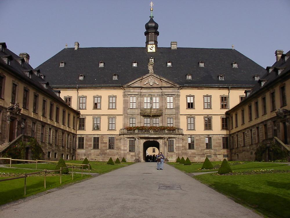 Das Schloss zu Fulda