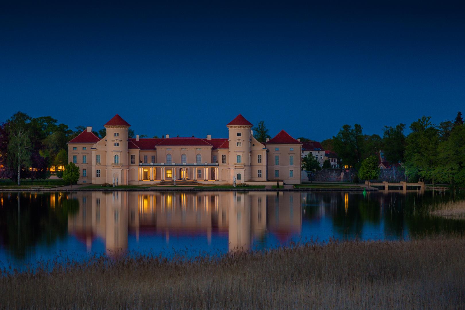 Das Schloss zu Rheinsberg