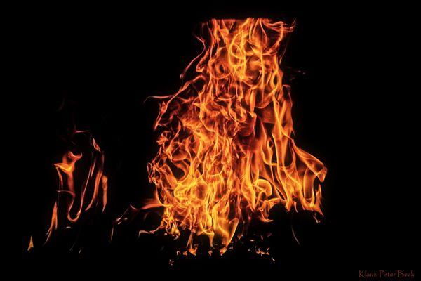 Das Schmiedefeuer