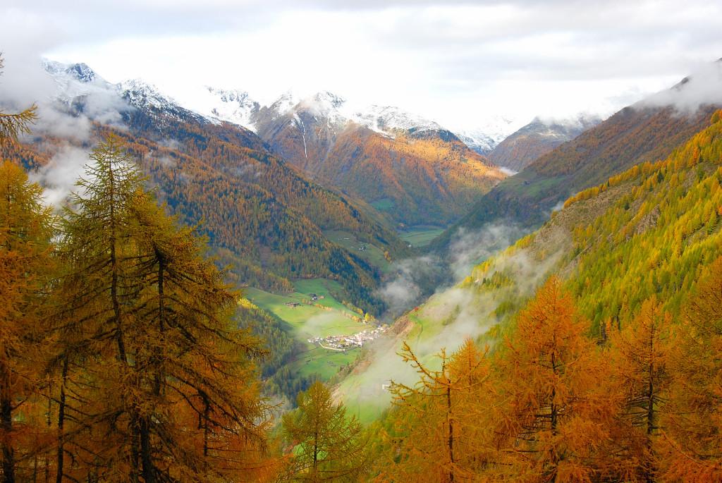 Das Schnalstal - Ötzis Wanderweg zum Gipfel