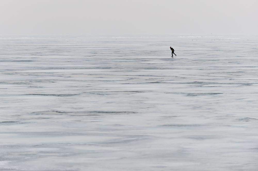 Das Schöne an der Einsamkeit