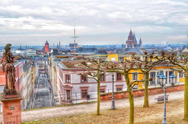 Stadt Mainz Fotos Bilder Auf Fotocommunity