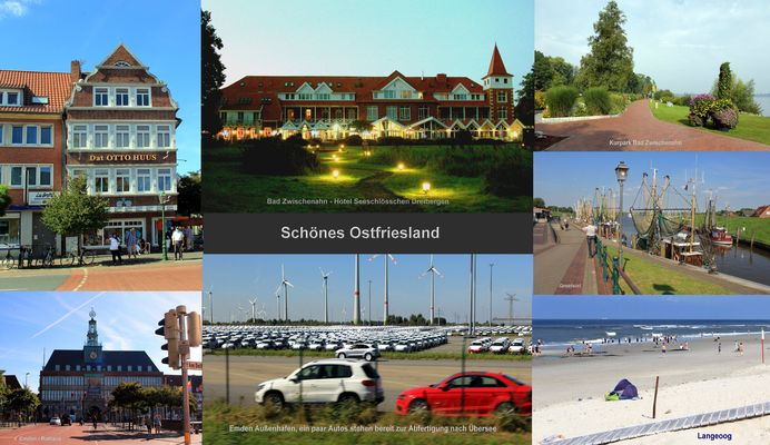 Das schöne Ostfriesland