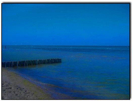 Das schöne Ostseeufer