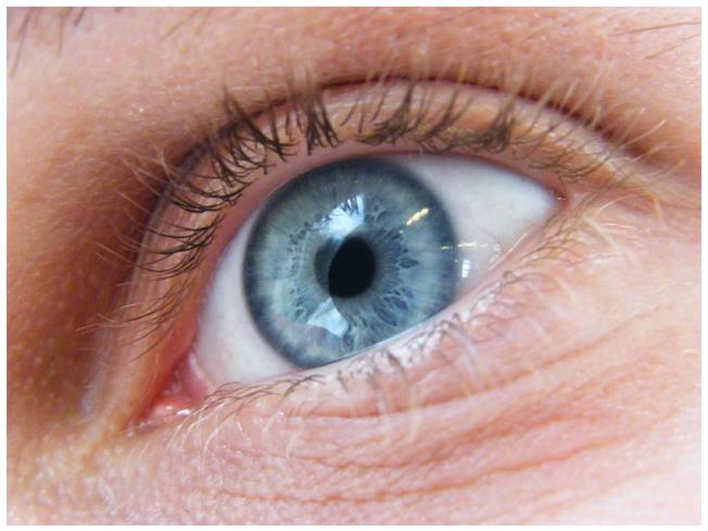 Das schönste Auge der Welt