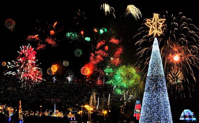 Das schönste Feuerwerk der Welt