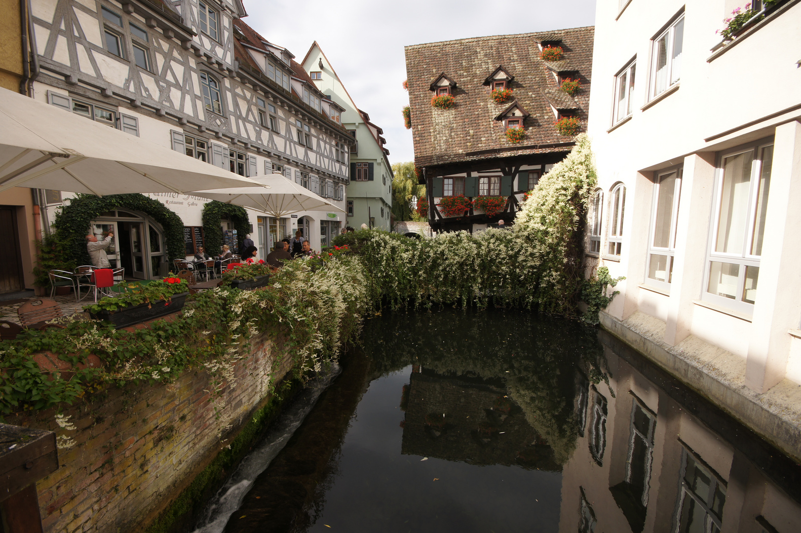 das schrägste Hotel der Welt in Ulm