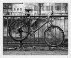 das schwebende Fahrrad