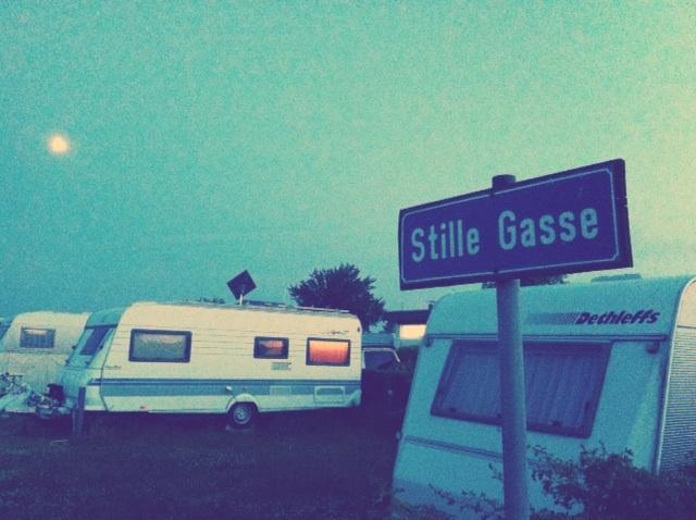 Das Schweigen der Camper