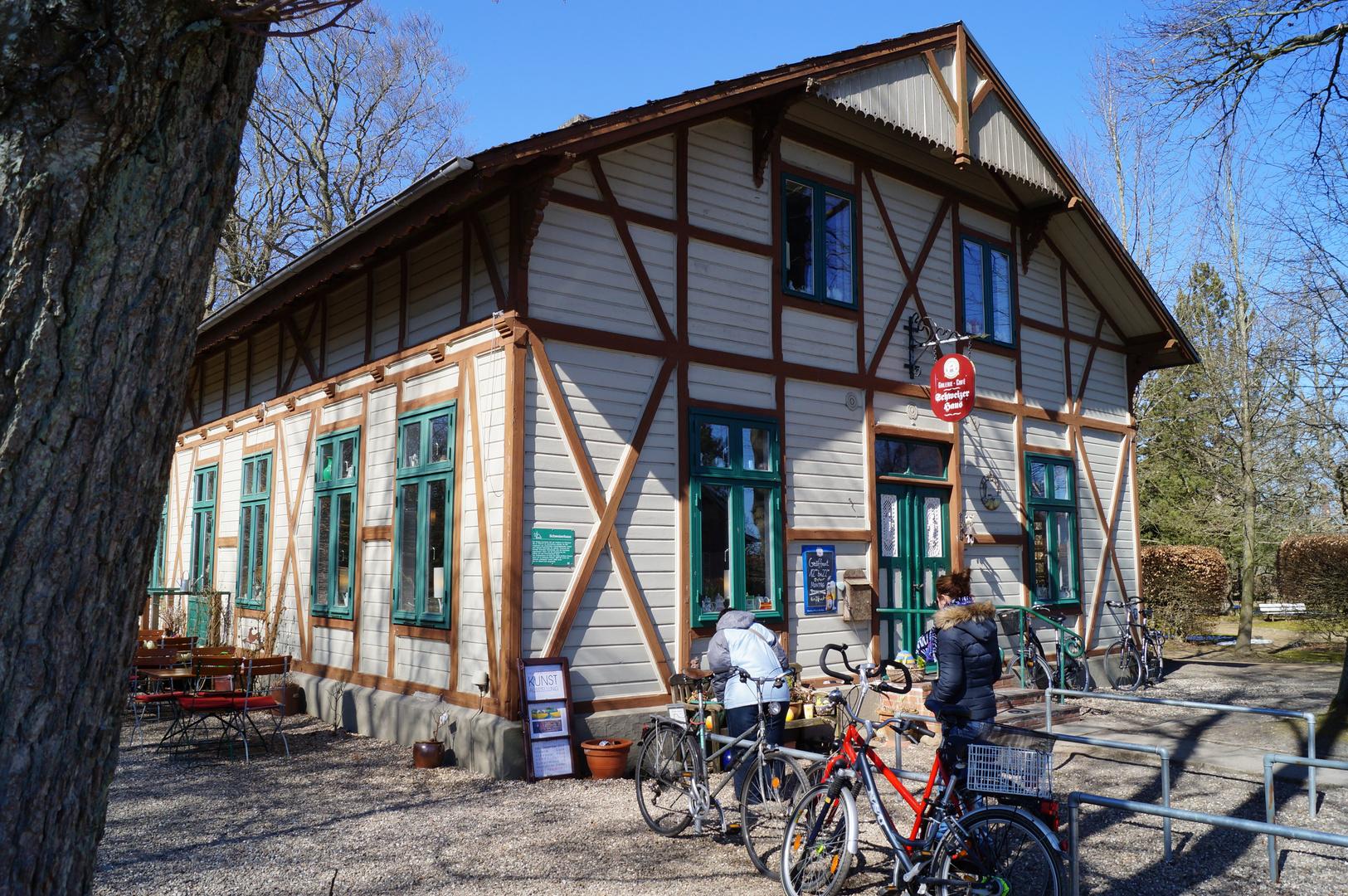 Das Schweizerhaus in Tatingen nähe St. Peter Ording eine gute Adresse für Leute die auf gutem hausge