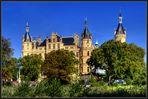 Das Schweriner Schloss...
