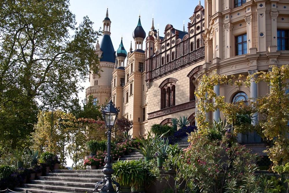 Das Schweriner Schloss I