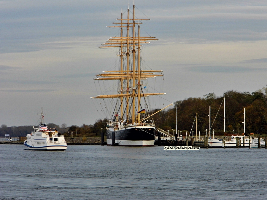 Das Segelschiff Passat