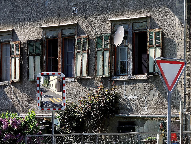 Das sehr alte Haus