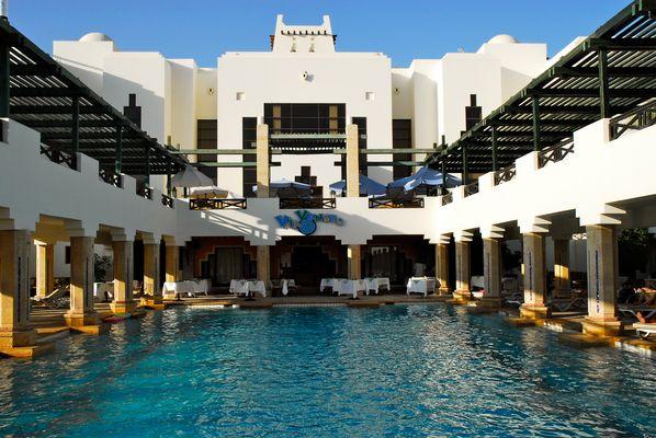 Das SHARM PLAZA RED SEA HOTEL in Sharm e Sheikh (Ägypten)