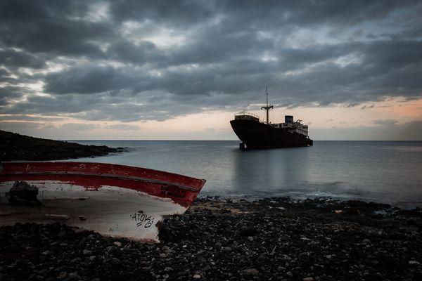 Das sinkende Schiff...