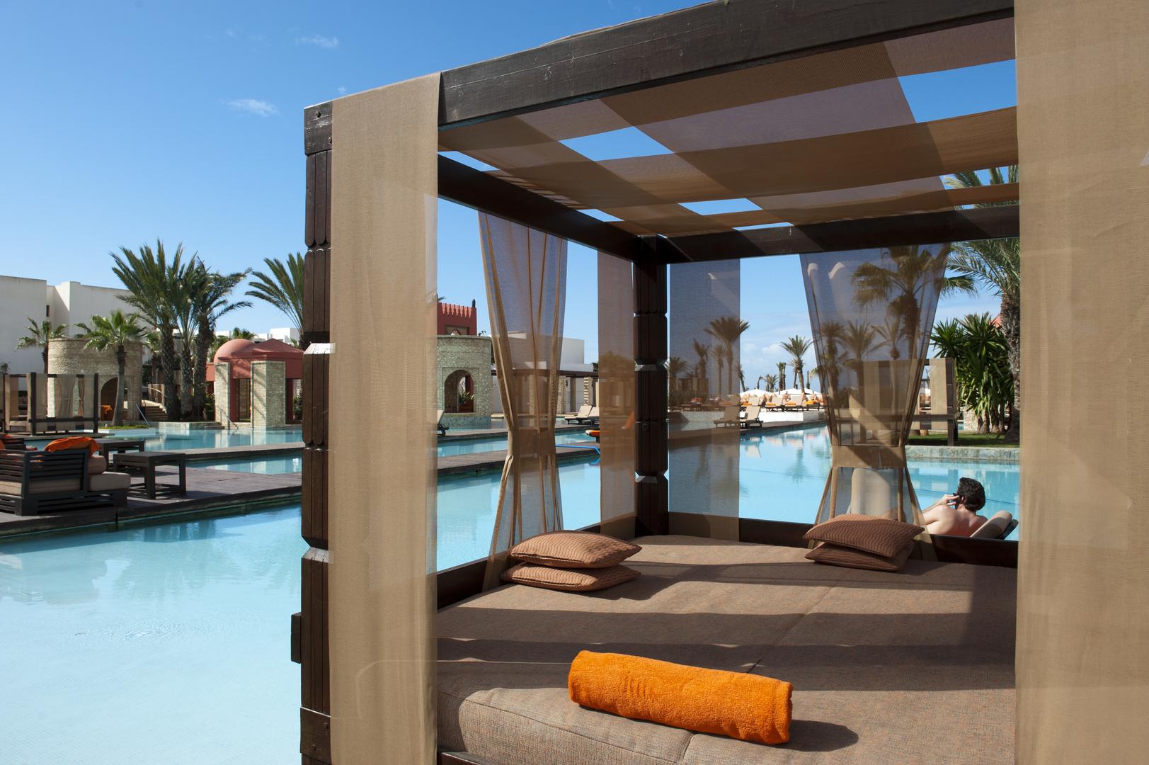Das Sofitel in Agadir ist sehr luxuriös