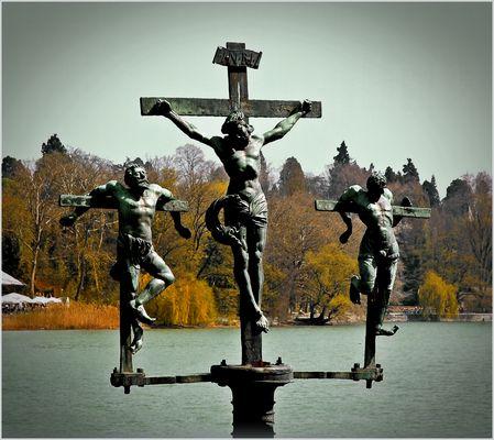 """Das sogenannte """"Schwedenkreuz"""""""