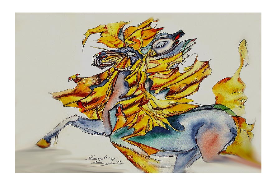 Das Sonnenpferd